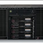 Server HP DL 740