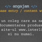 anagajam database entry1