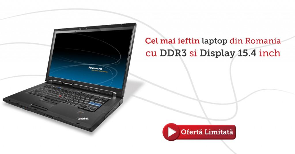 Lenovo R500 la numai 599 lei