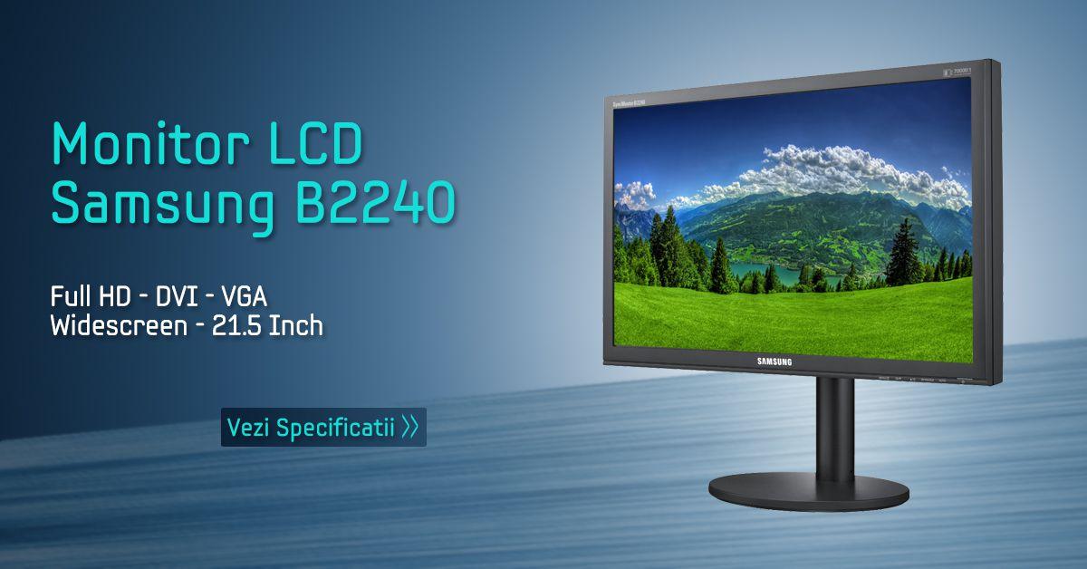 monitor LCD Samsung B2240w