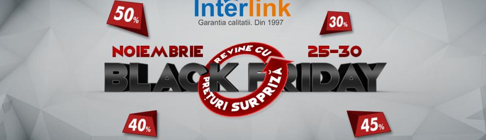 Black Friday revine (25-30 Noiembrie)