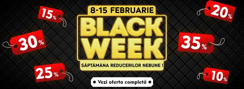 Black Week – Saptamana preturilor nebune
