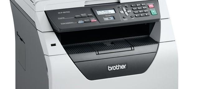 Multifunctionala Brother DCP-8070D pentru birou sau acasa!