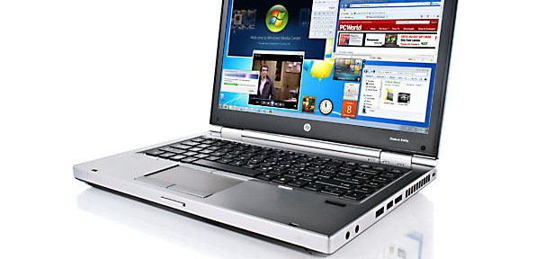 Laptop Hp EliteBook 8460p cu procesor Intel Core i5, 4Gb DDR3 si hard disk de 320Gb SATA 2