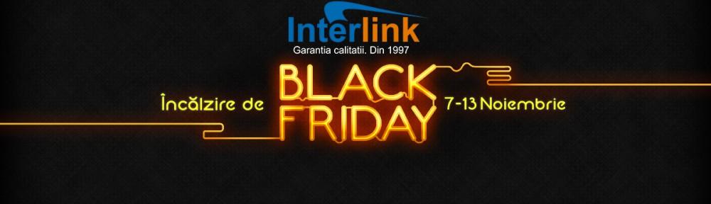 Ne încălzim pentru BLACK FRIDAY! (7-13 Noiembrie)