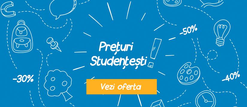 Reduceri de pana la 50% la echipamentele IT – Preturi Studentesti
