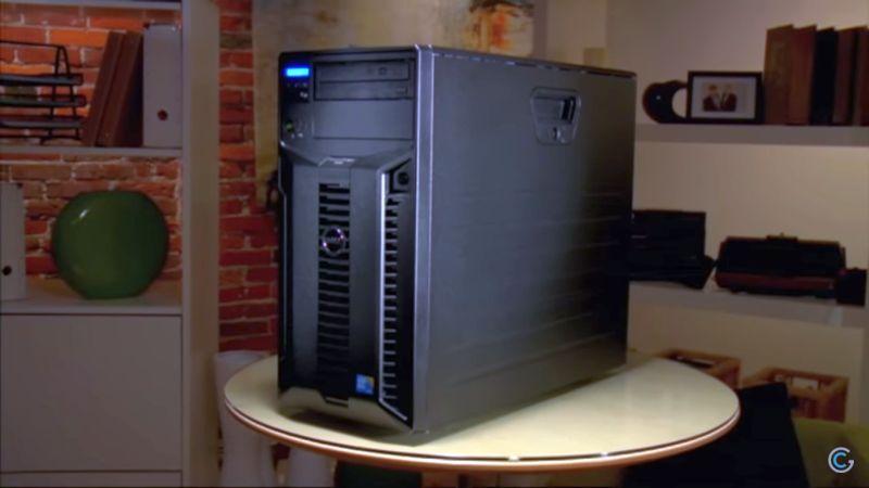 Serverele second hand Dell PowerEdge T310, cele mai apreciate din oferta noastra