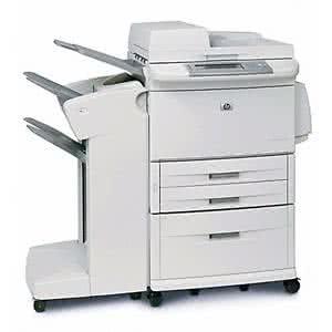 Multifunctionala HP M9050 MFP, 50 PPM, Retea, USB, 1200 x 1200, Laser, Monocrom, A3