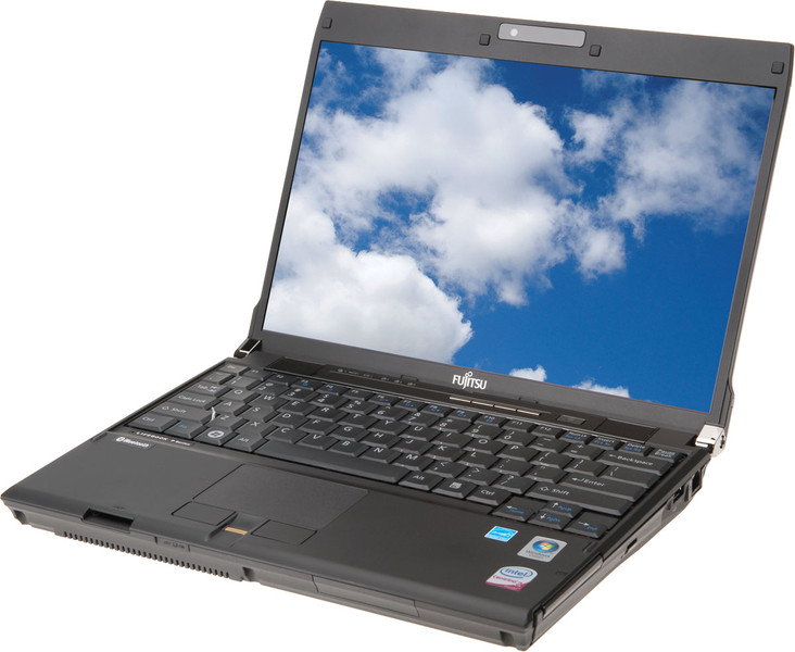 Laptop FUJITSU SIEMENS P8020, Intel Core 2 Duo SU9400, 1.4GHz, 4GB DDR2, 160GB SATA, DVD-RW, Grad A-