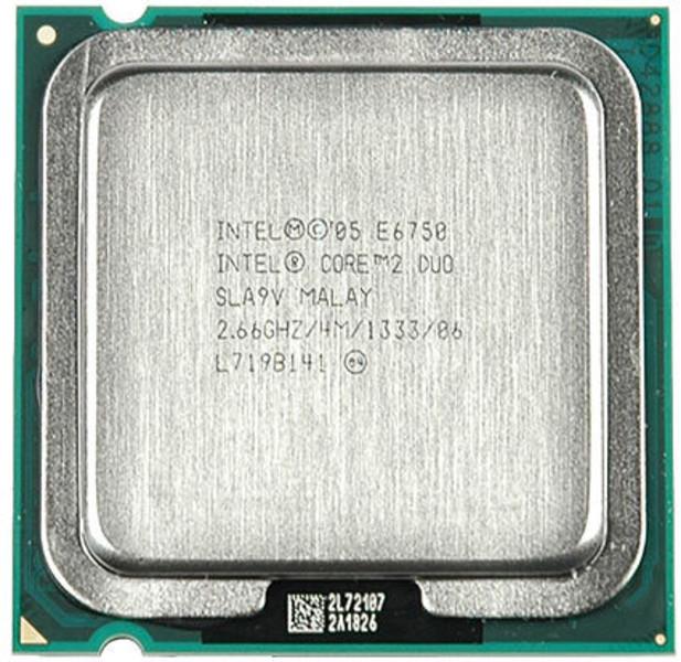 Procesor SH Intel Core 2 Duo E6750, 2.6Ghz, 1333Mhz FSB,4Mb Cache, Socket LGA 775