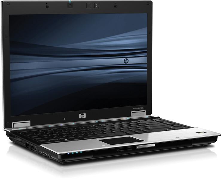 Notebook sh HP EliteBook 6930p, Core 2 Duo P8600, 2.4Ghz, 2Gb DDR2, 160Gb, DVD-RW, 14 inci