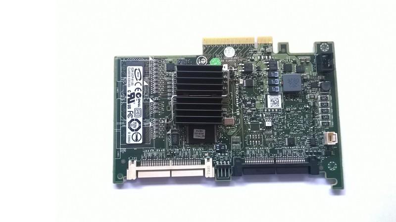 Raid Dell Perc 6/i SAS, PCI-E x8, sh
