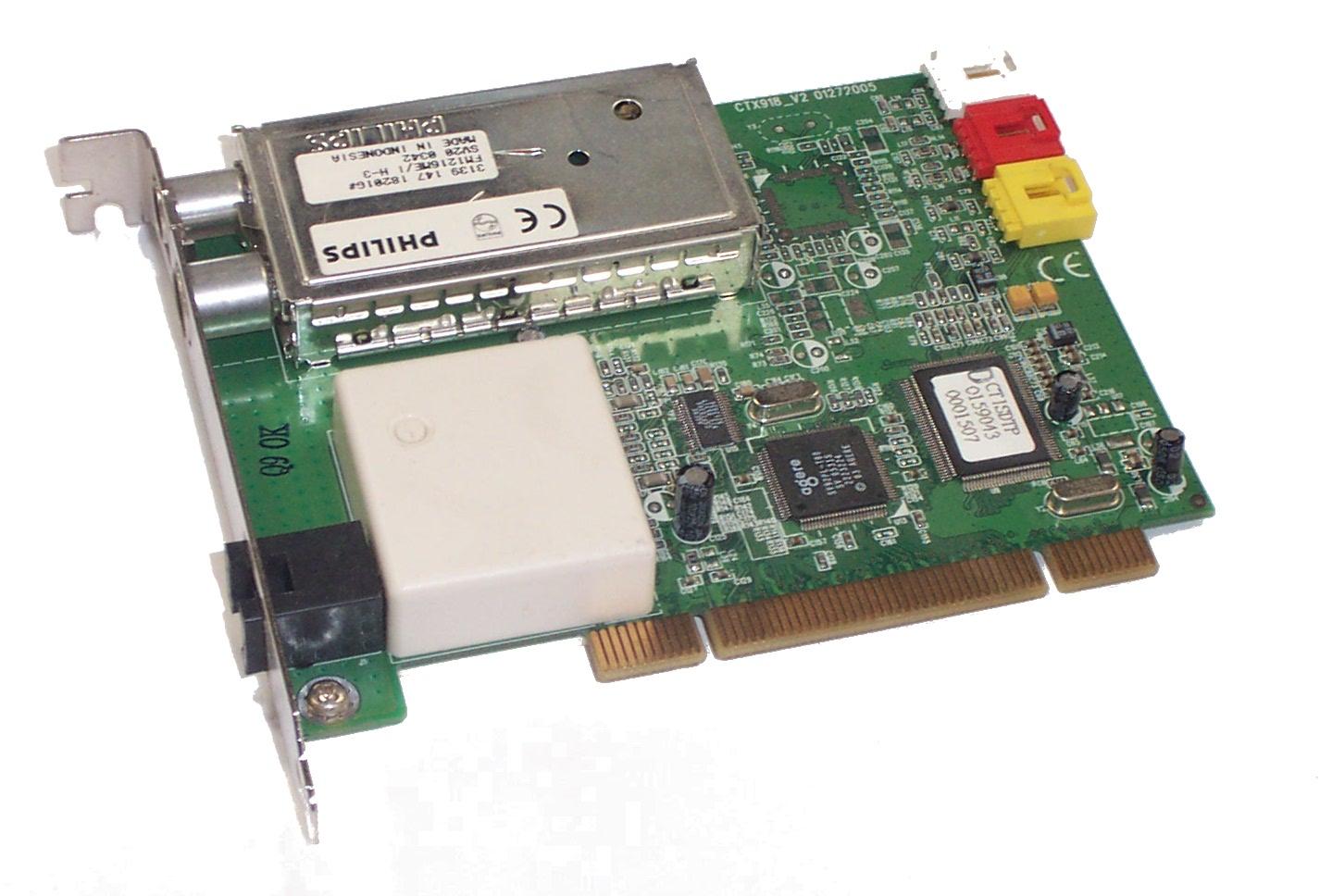 TV - Tunner Medion 7134, PCI