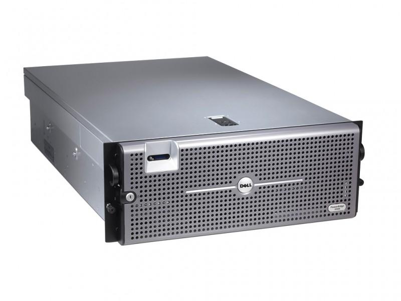 Server Virtualizare DELL PowerEdge R905, 4x AMD Opteron 8360SE 2.5Ghz, 64Gb DDR2 ECC, 2x 400Gb SAS, DVD-ROM