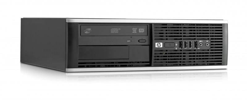 Pret HP Compaq 6200 Pro SFF, Intel Core i3-2100 3.1Ghz, 4Gb DDR3, 250Gb, DVD-RW