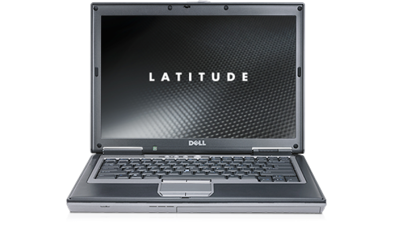 Laptop DELL Latitude D620, Intel Core Duo T2400 1.83GHz, 1GB DDR2, 60GB SATA, DVD-ROM, Grad B