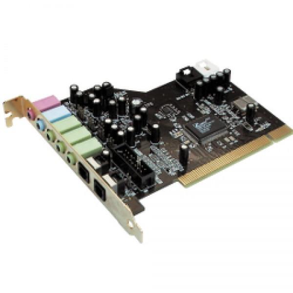 Placa de sunet TERRATEC AUREON 5.1 PCI, DirectSound / 3D